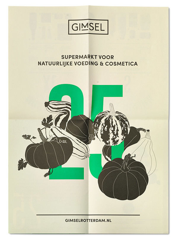 Gimsel, Organic Supermarket on Behance
