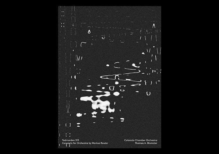 Ritxi Ostáriz. Todmorden 513. Concerto for Orchestra by Markus Reuter