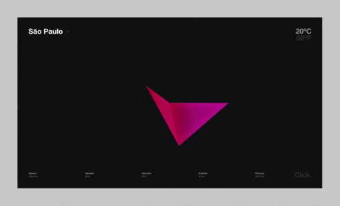 Clck - Danilo Campos — Designer