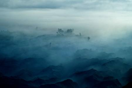 Smithsonian Magazine — Photo of the Day: Mount Bromo at Dawn Photography...