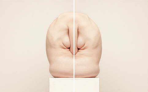 Mind-Bending Nudes Challenge Perception of the Human Form - Feature Shoot