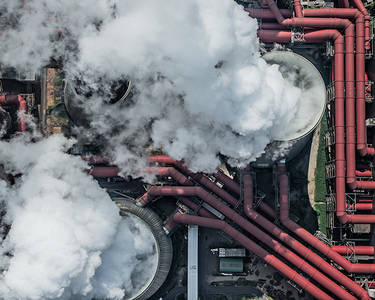 AERIAL VIEWS Industry on Behance
