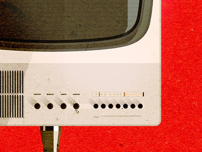 Dieter Rams studies - Braun TV - 1964 on Behance