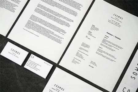 CoSMOS on Behance