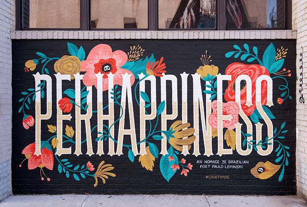 Criatipos Perhappiness on Behance
