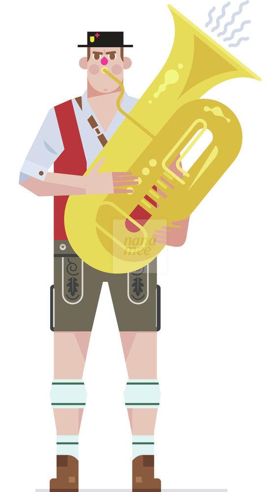 German Music / Tuba