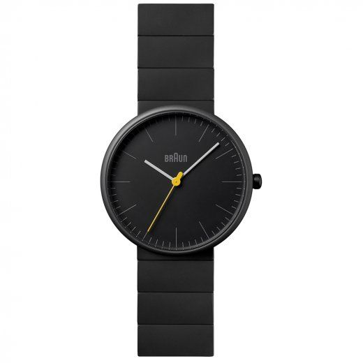 Braun black ceramic watch BN0171BKBKG| buy unisex Braun watch BN0171BKBKG