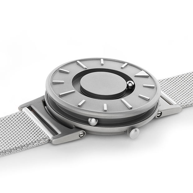 The Bradley by Eone - stainless steel mesh