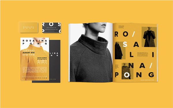 Rosalina Pong on Behance