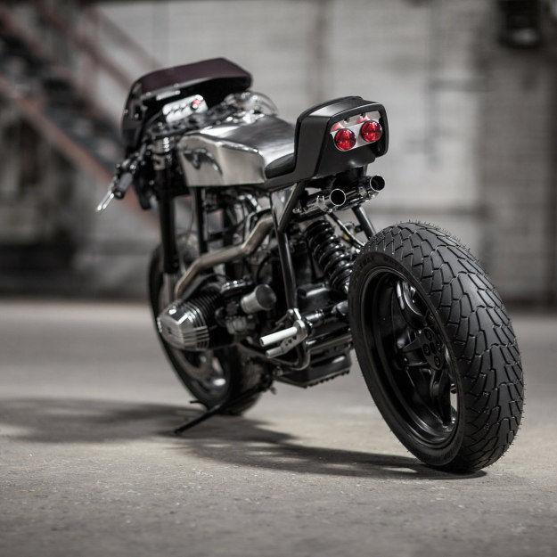 BMW R65 by Ed Turner | Bike EXIF