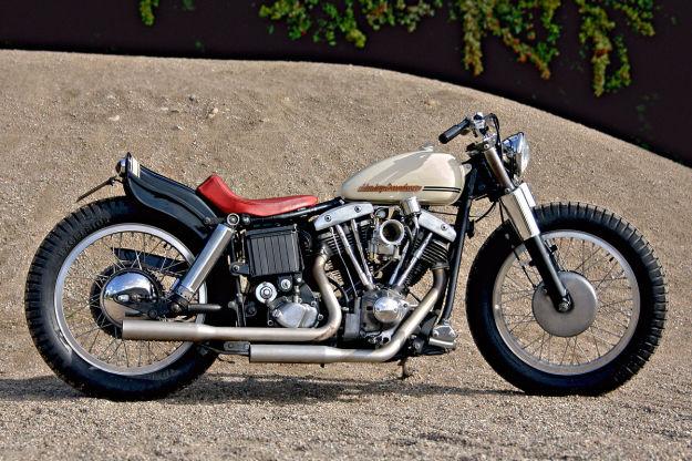 1971 Harley FLH by Jamesville | Bike EXIF