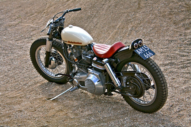 1971 Harley FLH by Jamesville | Bike EXIF