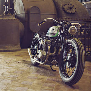 It's not a Zündapp, it's a Honda CB550 | Bike EXIF