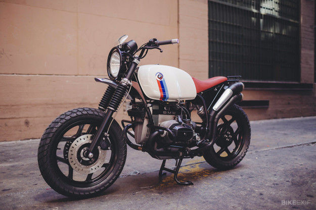The Scrambler that BMW should have made? | Bike EXIF