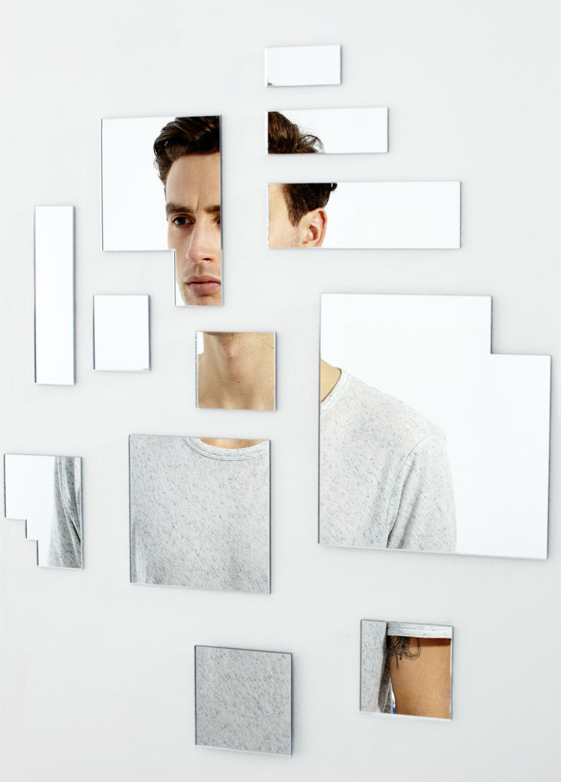 Abstract Mirrors - mads perch photography