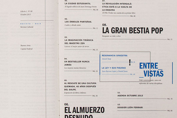 DALE   Cultural Magazine on Behance