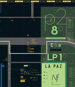 Cartografía Parque Chacabuco on Behance