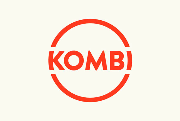 Logo for Kombi by Polygraphe Studio