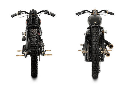 '94 Harley Softail – One Way Machine | Pipeburn.com