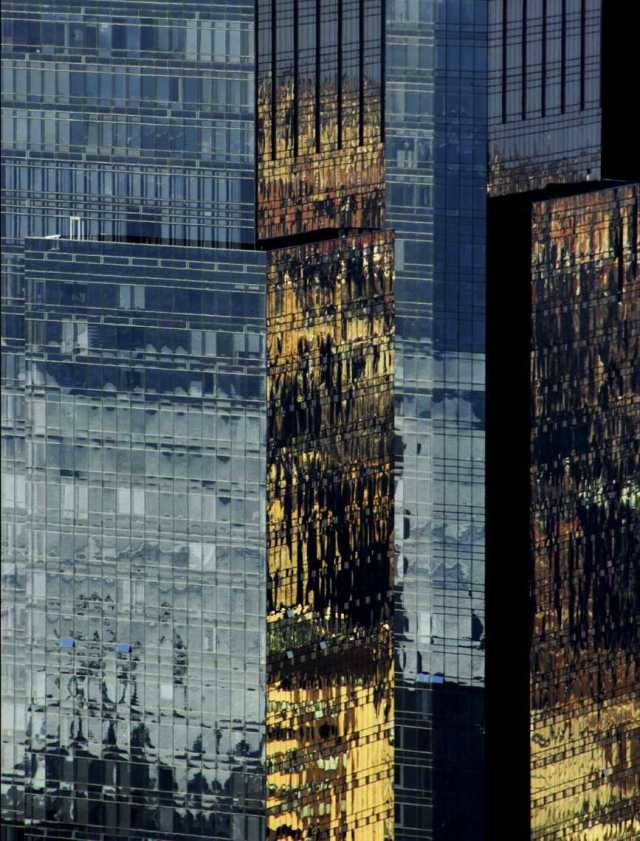 NYC Fractal by Carsten Witte