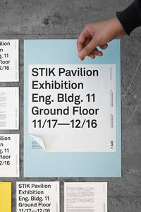 STIK Pavilion Exhibition on Behance