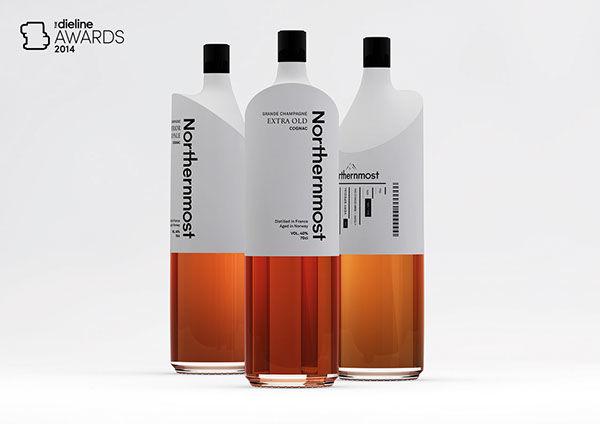 Northernmost Cognac on Behance