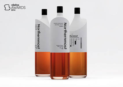 Northernmost Cognac on Behance