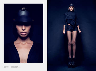 Diana. on Behance