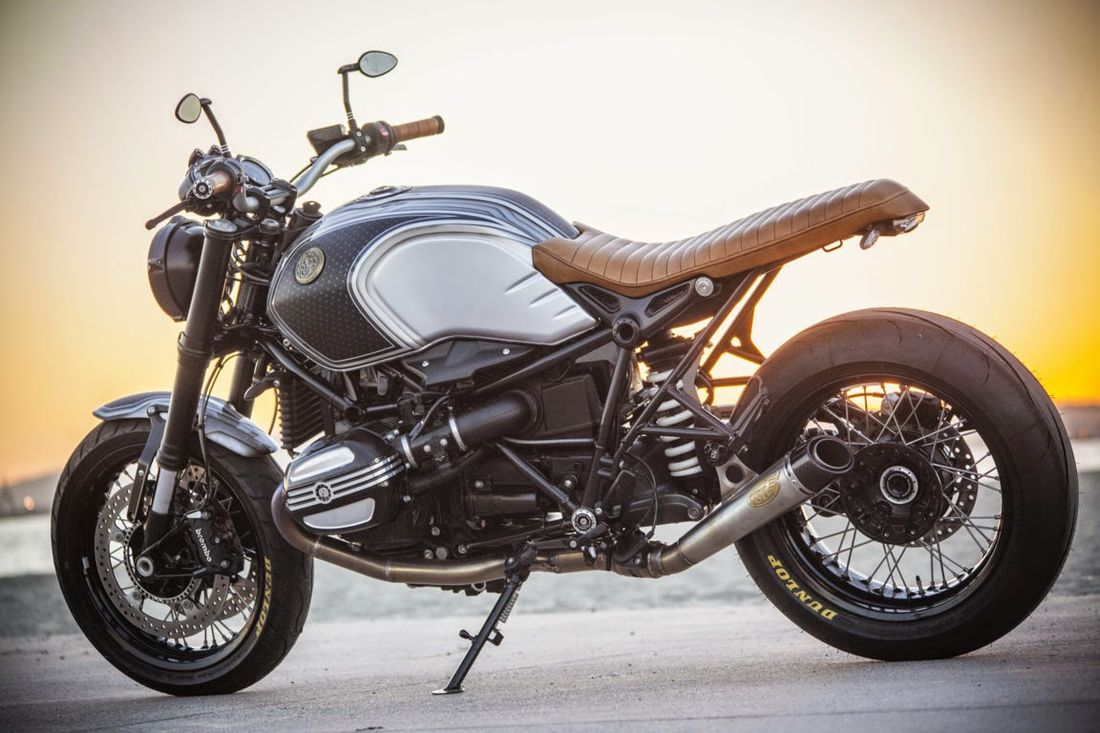 BMW R Nine T Custom Kit by Roland Sands Design - Lsr Bikes