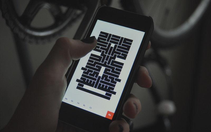 Experimental mobile apps by Devine (@aliceffekt) Lu Linvega