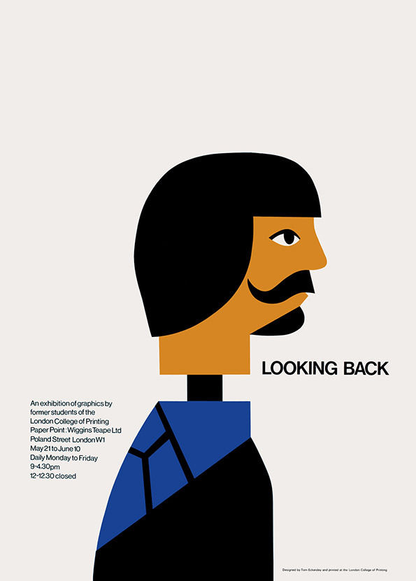 It's Nice That : Graphic Design: New show celebrates Tom Eckersley as
