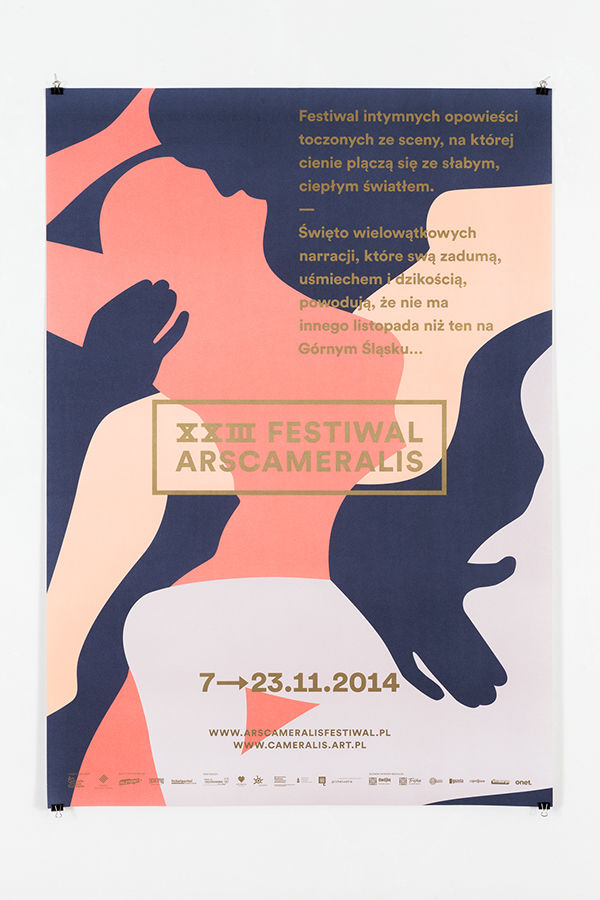 XXIII Ars Cameralis Festival 2014 on Behance