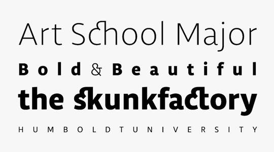 Top 10 Fonts of 2014 | YouWorkForThem Blog