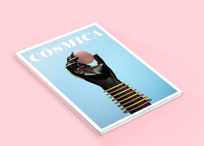 Cósmica y sus huevos on Behance