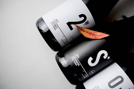 WINELIFE wine labels on Behance