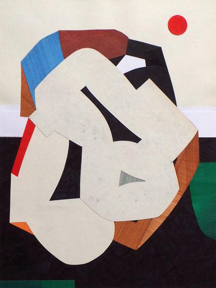 Collage - object surroundings - www.oliviervrancken.com