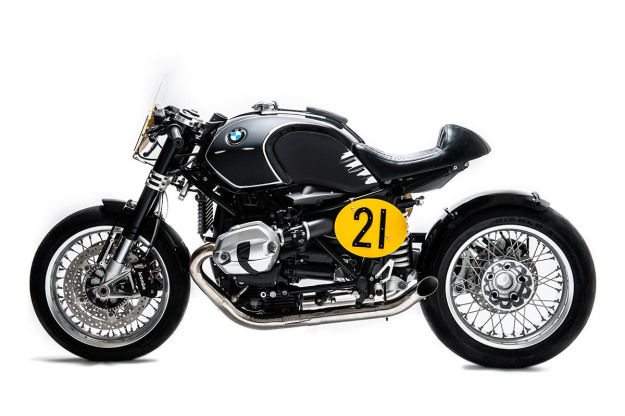 Spirit of Zeller: a BMW R nineT homage | Bike EXIF
