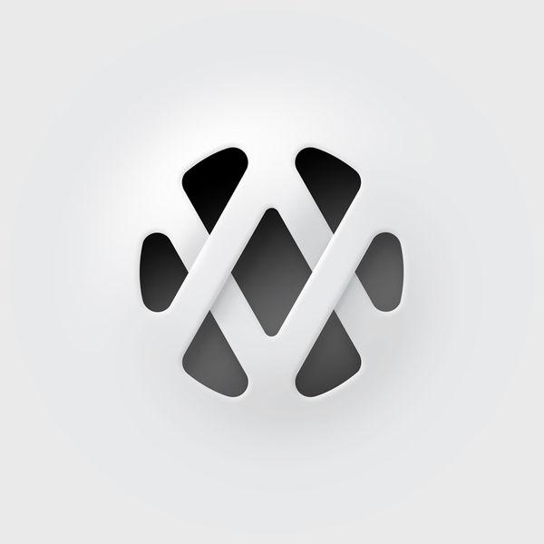 Logo / AV logo on Behance