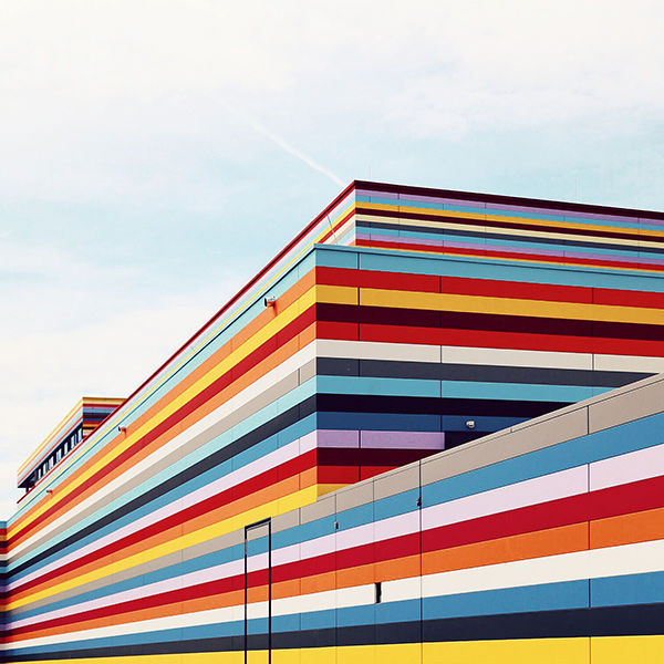 Lines on Behance