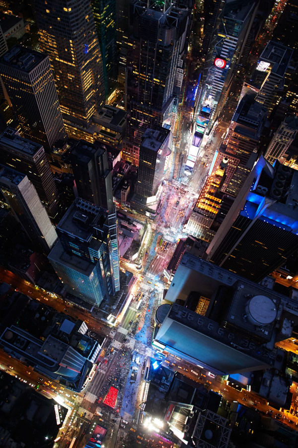 New York City Aerials on Photography Served