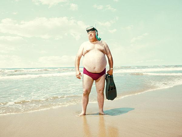 Man of the Beach on Behance