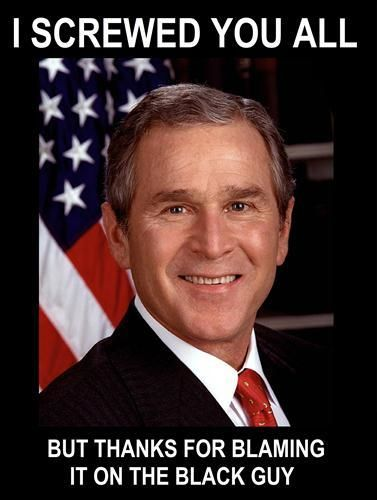 The Truth.   George W. Bush   Know Your Meme