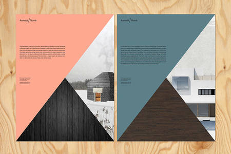 Aamodt/Plumb on Behance