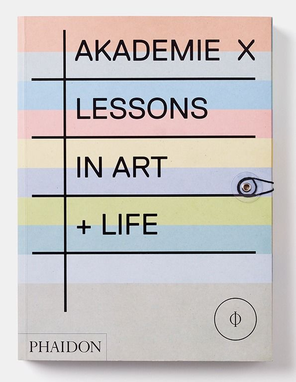 It's Nice That : Phaidon creative director Julia Hasting on spectacular new book Akademie X