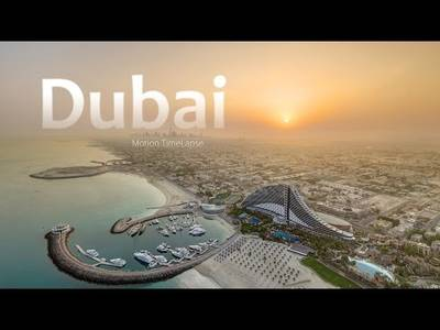 Dubai. United Arab Emirates Timelapse/Hyperlapse - YouTube