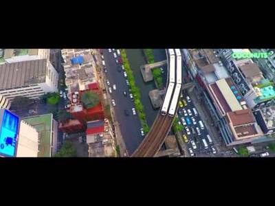 Getting Lifted: Droning in downtown Bangkok - YouTube