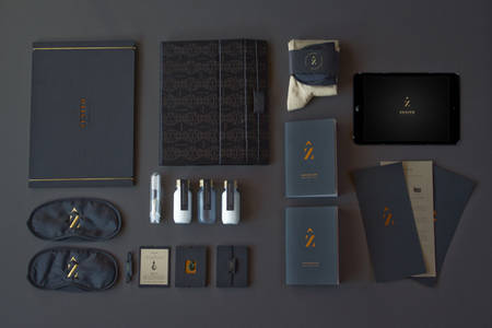 Zenith Premium Travel Kits -  New Zealand on Behance