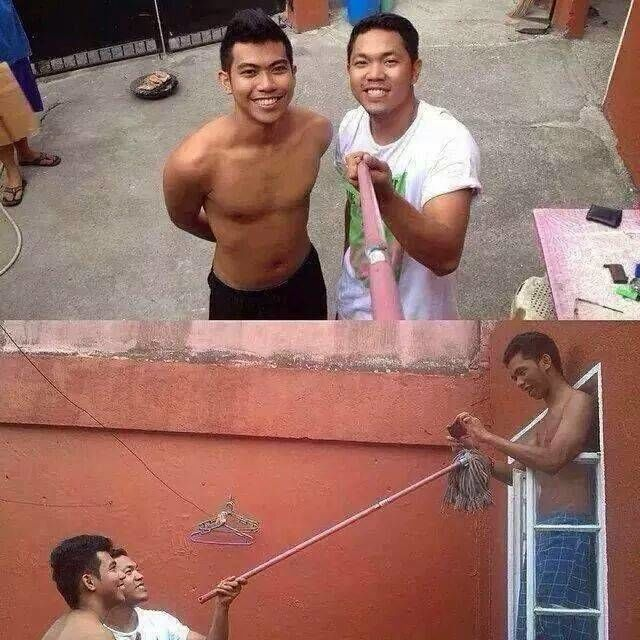 People Are Still Terrible At Taking Selfies With A Selfie Stick