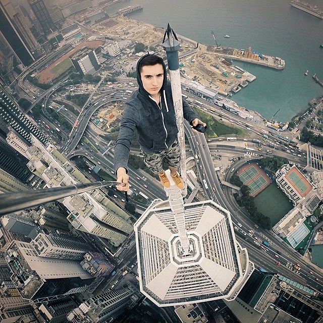 "Ivan Kuznetsov on Instagram: ""Rooftop selfie. Hong Kong"