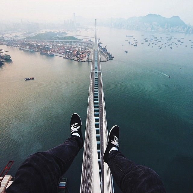 "Ivan Kuznetsov on Instagram: ""Stonecutters Bridge"